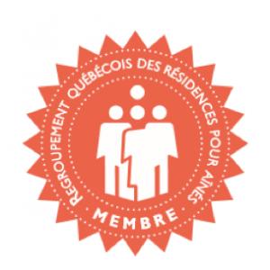 Manoir-Gouin-member-of-the-Regroupement-québécois-des-residences-pour aînés (RQRA)-photo