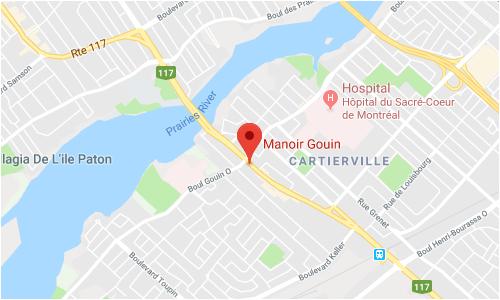 Manoir Gouin Residence